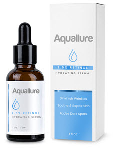 Learn more about Aquallure Retinol Serum