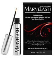Marvelash Natural Eyelash Growth Does Marvelash Work