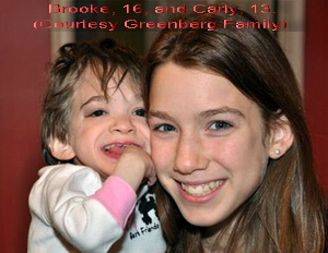 Brooke Greenburg - the girl who does not age